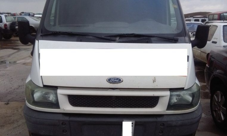 Despiece Ford Transit 2.4D año 2005