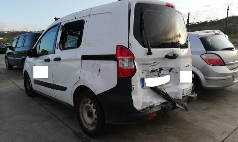 Despiece Ford Transit Courier del 2017