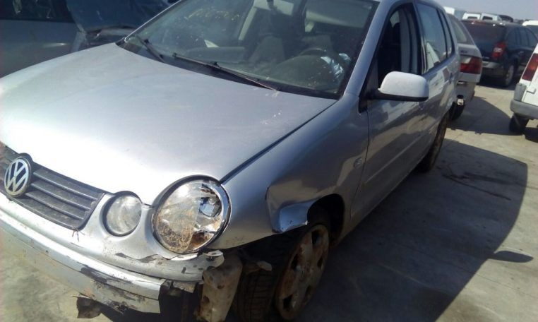 despiece volkswagen polo 2002