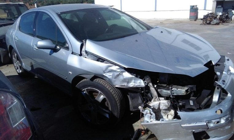 Despiece Peugeot 407 HDI 2007
