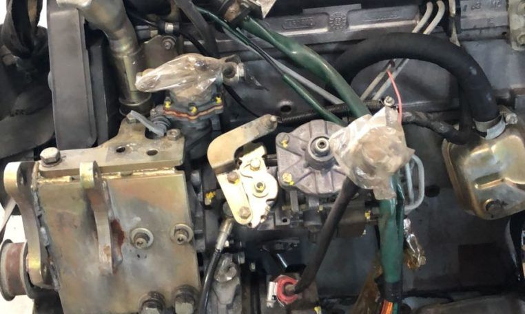 Motor Peugeot Boxer, Iveco Daily
