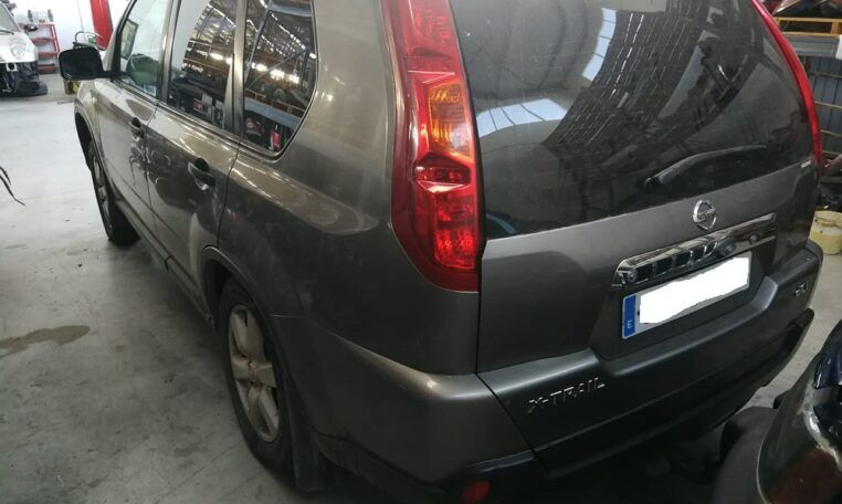 Despiece Nissan X-Trail 2.0DCI del 2008
