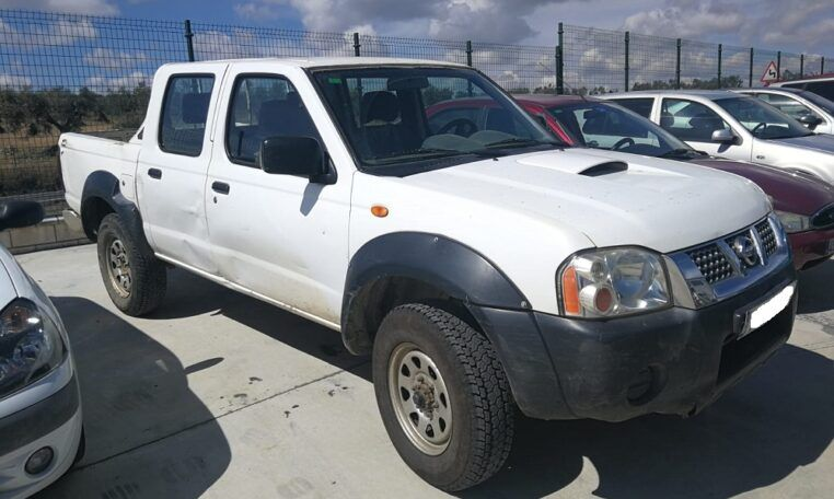 Despiece Nissan Pick- Up 2.5 del 2003