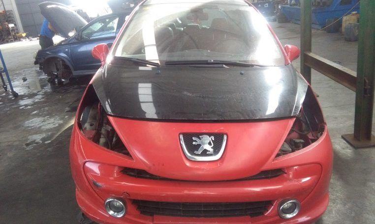 Despiece Peugeot 207 HDI 2007