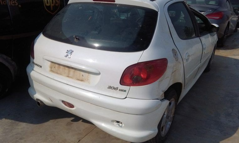 Despiece Peugeot 206 HDI 2008